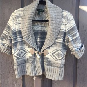 Crop sweater Ralph Lauren